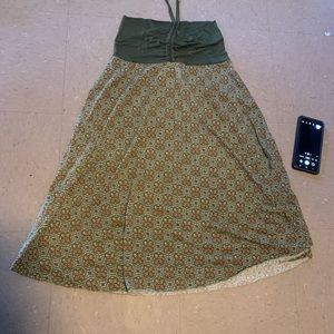 Black Swan Jersey Halter Neck Dress or Skirt !